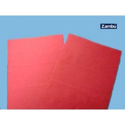 Mantel 100X100 Rojo