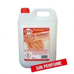 Gel Manos Sin Olor 5L
