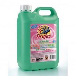 Limpiador Concentrado Las 3 Brujas Profesional 5L