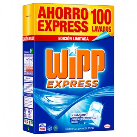 Maleta Detergente Wipp Express 100 LV