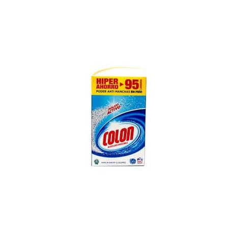 Maleta Detergente Colon 95 Lavados