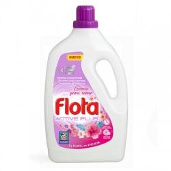 Detergente Flota Active Plus Esencia Para Soñar 50 Lavados