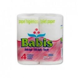Higienico Babis 4 Rollos 2H