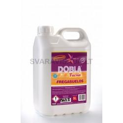 Fregasuelos  Dobla Fucsia Profesional  5L
