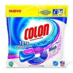 Detergente Colón Capsulas Gel Power Vanish 22 Lavados