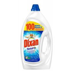 Detergente Dixan Total Liquido 5L