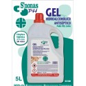 Gel Hidroalcohólico Antiseptico S´Nonas 5L